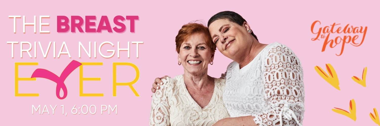 banner - 8th Annual Breast Trivia Night Ever on May 1, 2021