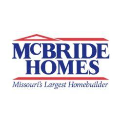 logo for McBride Homes.